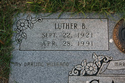 Luther Bob Carter