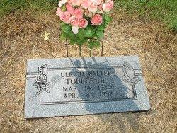 Ulrich Walter Bob Tobler, Jr