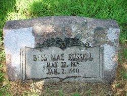 Bessie Mae Bess <i>Spiers</i> Russell
