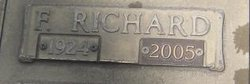 Ferdinand Richard Fred Eichner