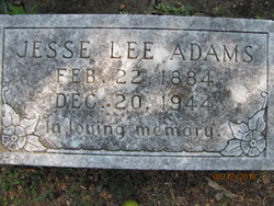 Jesse Lee Adams
