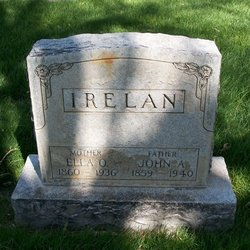 John Andrew Irelan