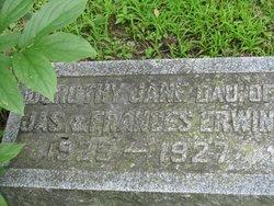 Dorothy Jane Erwin