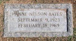 Anne <i>Nelson</i> Bates