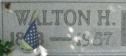 Walton Hubert Leap