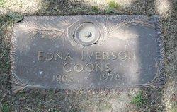 Edna Laura <i>Iverson</i> Coons