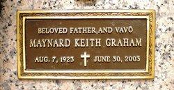 Maynard Keith Graham