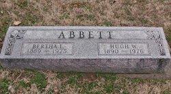 Hugh W Abbett