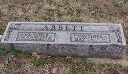 Daughter Abbett