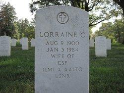 Lorraine C Aalto