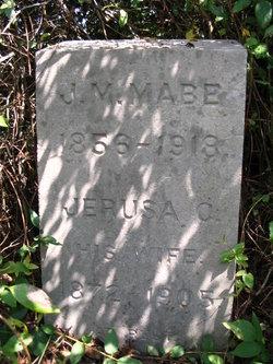 James M. Mabe