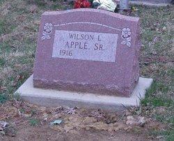 Wilson LeRoy Apple, Sr
