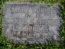 Mary Louise Stephens