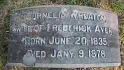Cornelia <i>Wheaton</i> Ayer