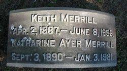 Katharine <i>Ayer</i> Merrill