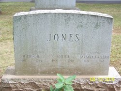 Edith Mimi <i>Loomis</i> Jones
