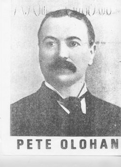 Peter Olohan