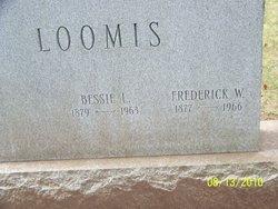 Frederick Writie Loomis