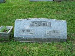 Mary E. <i>Schiller</i> Rykert