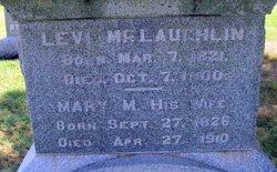Mary M. <i>Moore</i> McLaughlin