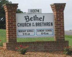 Bethel Church of the Brethren Cemetery