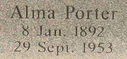 Alma Porter Clark