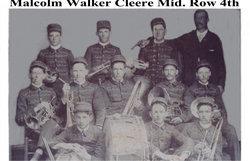 Malcolm Walker Cleere