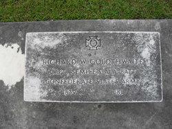 Capt Richard W Goldthwaite