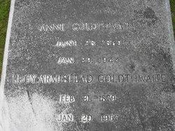 Lucy <i>Armistead</i> Goldthwaite