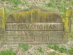 Edward Newton Vaughan