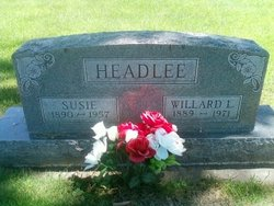 Susie <i>Remington</i> Headlee