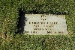 Harmon J Baer