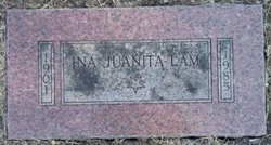 Ina Juanita <i>Adams</i> Lam