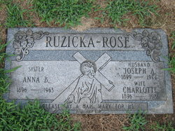 Anna Barbara Rose