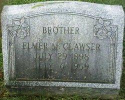 Elmer M Clawser