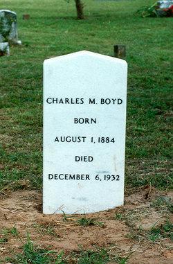 Charles Marcus Boyd