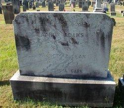 Frances A <i>Niles</i> Dean