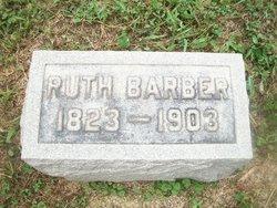 Ruth <i>Jackman</i> Barber
