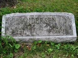 Hulda <i>Hansen</i> Andersen