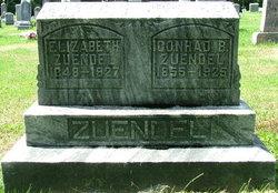 Conrad Betcher Zuendel