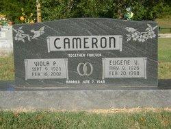 Eugene V Cameron
