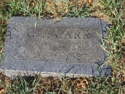 Grover Franklin Frank Carr