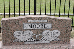 Silvia R <i>Stahl</i> Moore