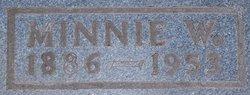 Minnie Day <i>Welch</i> Arnett