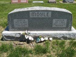 Luella N. <i>Nichols</i> Moyle