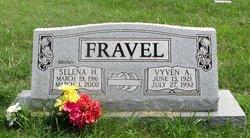 Selena <i>Hensley</i> Fravel