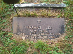 Capt Thomas Lee