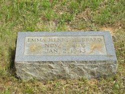 Emma Henry <i>Campbell</i> Hubbard