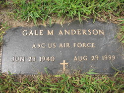 Gale Marie <i>Clark</i> Anderson