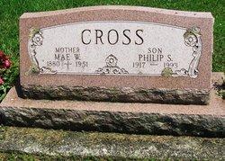 Mae Maude <i>Wire</i> Cross